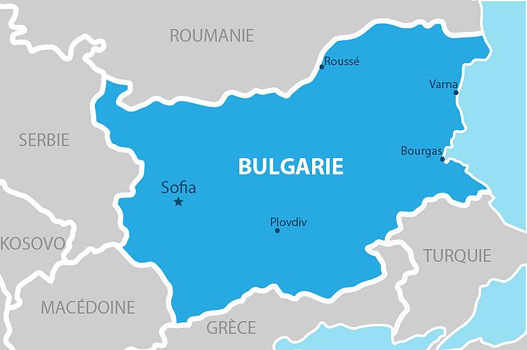 Bulgarie: séminaire de  Microkiné du samedi 8/05/2021 au samedi 15/05/2021